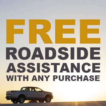 Free Roadside Assistance Package